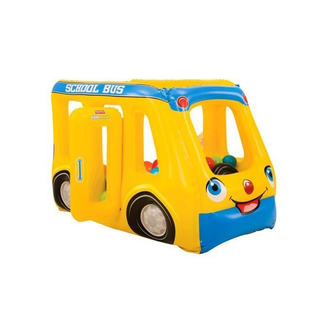 Fisher Price School Bus Play Center
