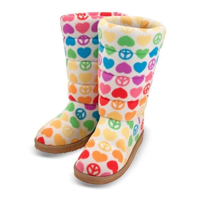 Beeposh Hope Boot Slippers by Melissa and Doug