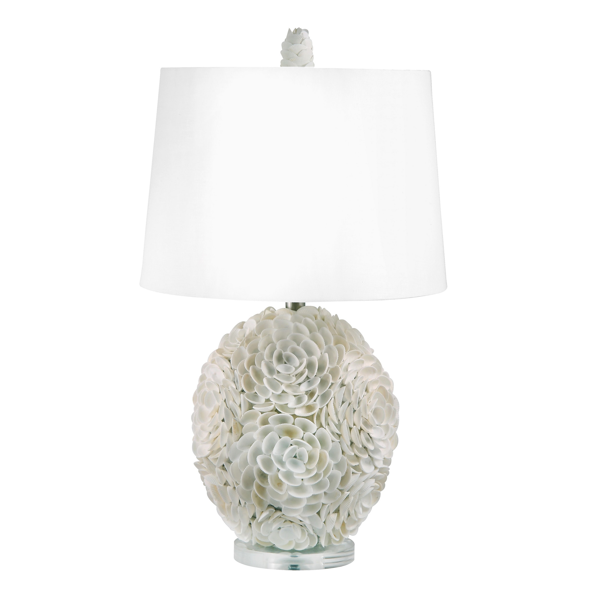 Sanibel Seashell Table Lamp