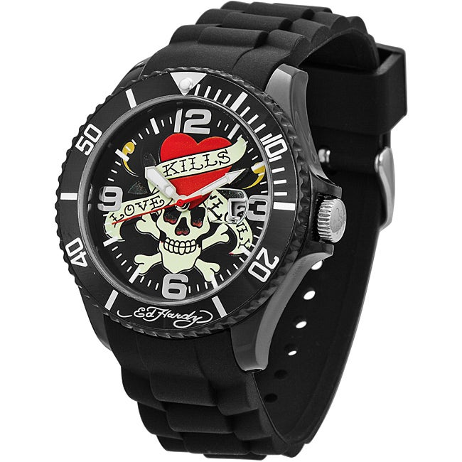 Ed Hardy Women's Matterhorn Black Watch