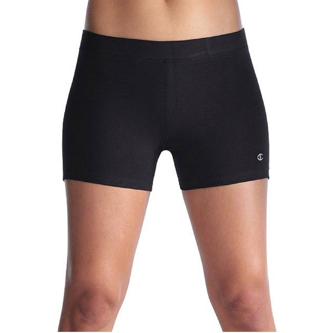 Champion Women's Fitness Boy Short - Thumbnail 0