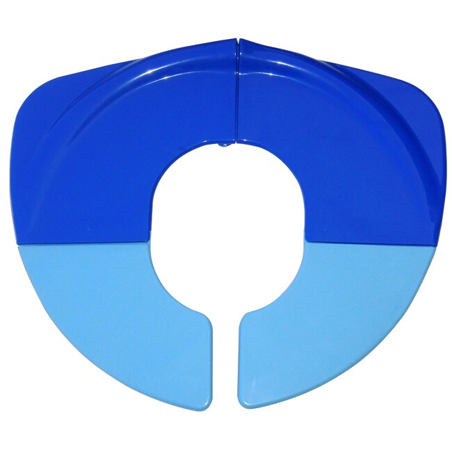 BeBeLove Folding Baby Toilet Seat in Blue