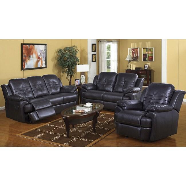 3 Piece Reclining Sofa Impressing Kane S Furniture Living