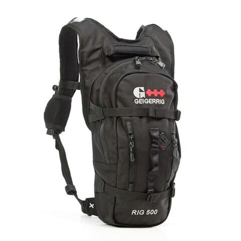 Geigerrig Rig 500 Hydration Pack in Black