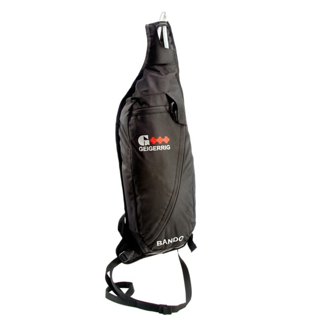 Geigerrig Rig Bando Nylon/Plastic Hydration Pack in Black (Reversible)