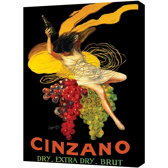 Leonetto Cappiello 'Asti Cinzano' Gallery-wrapped Canvas Art