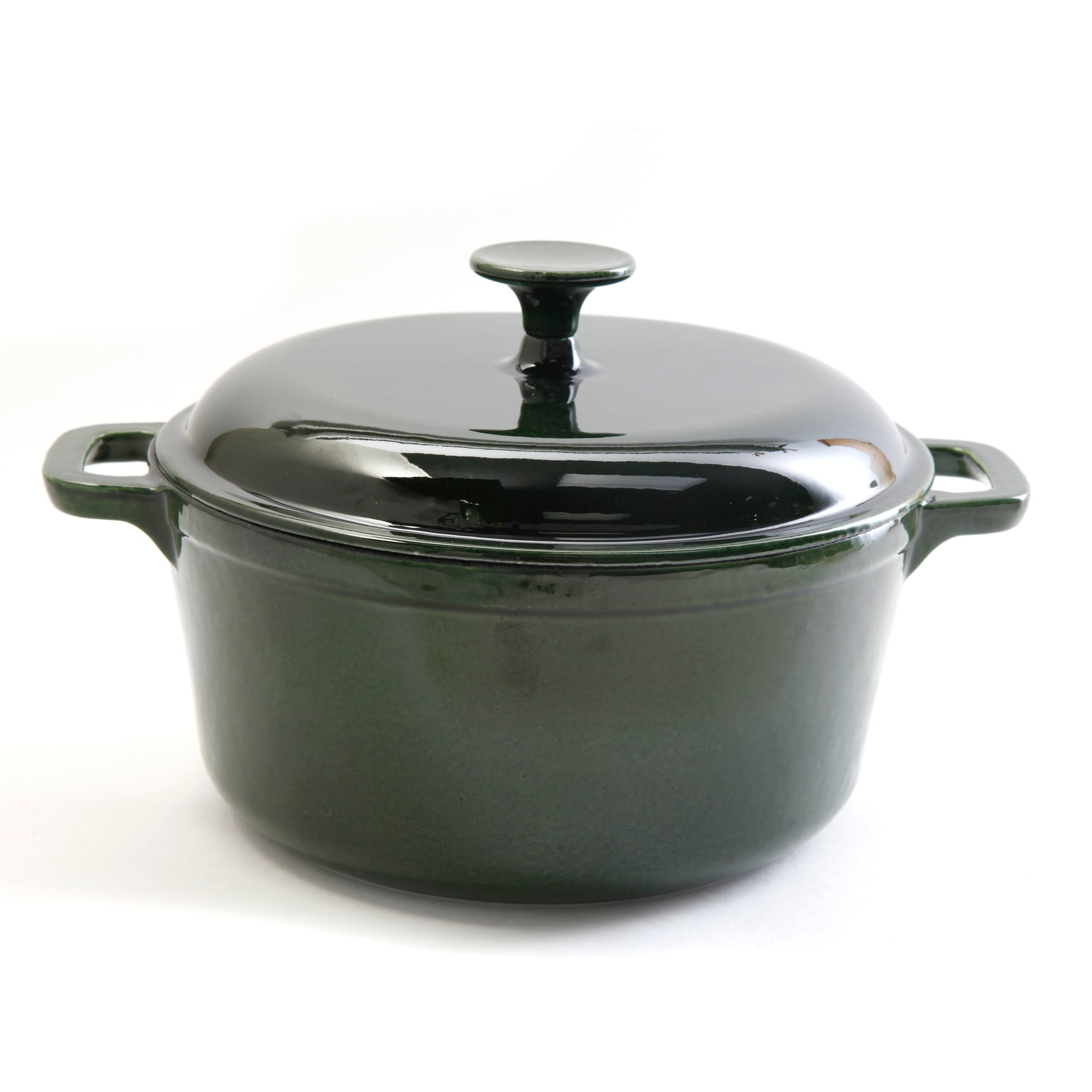 Oster Belleville Forest Green 5-quart Casserole Pot