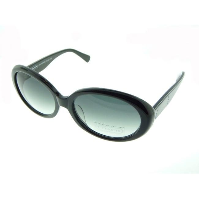 Coach Latika Women's Black Sunglasses
