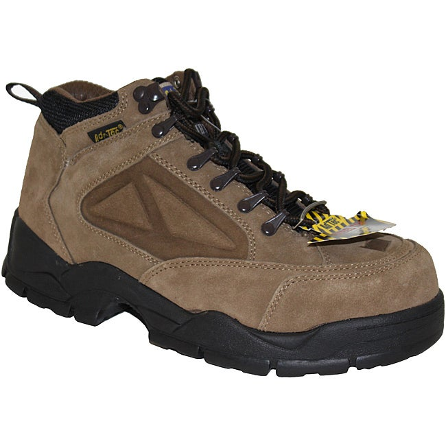 AdTec Men's 1836 6 inch Steel Toe Hiker Boots - Thumbnail 0
