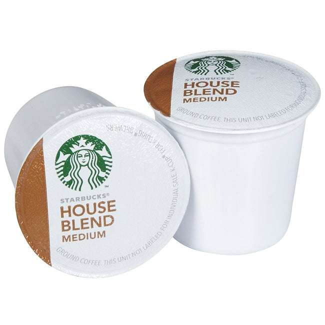 Starbucks House Blend Coffee 160 K-Cups for Keurig Brewers - Thumbnail 0