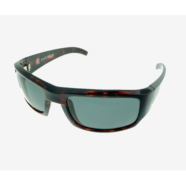 Kaenon Men's Arlo Tortoise with G12 Lenses Sunglasses