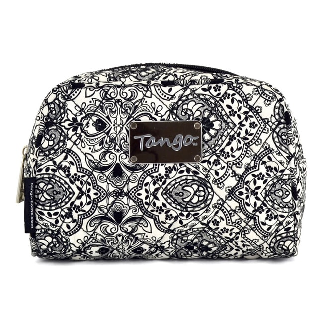 Tango Damask Scoop Travel Pouch