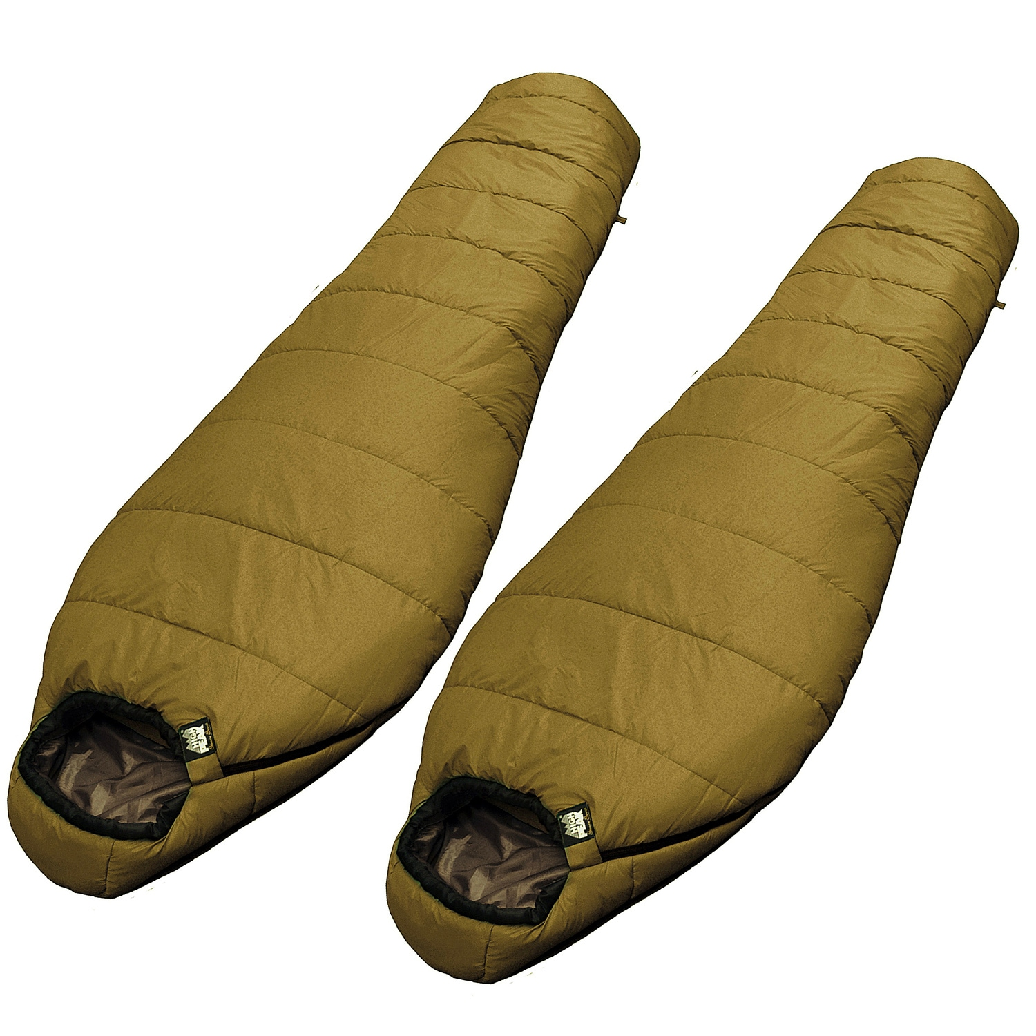 Alpinizmo by High Peak USA Summit Sleeping Bag (Set of 2)