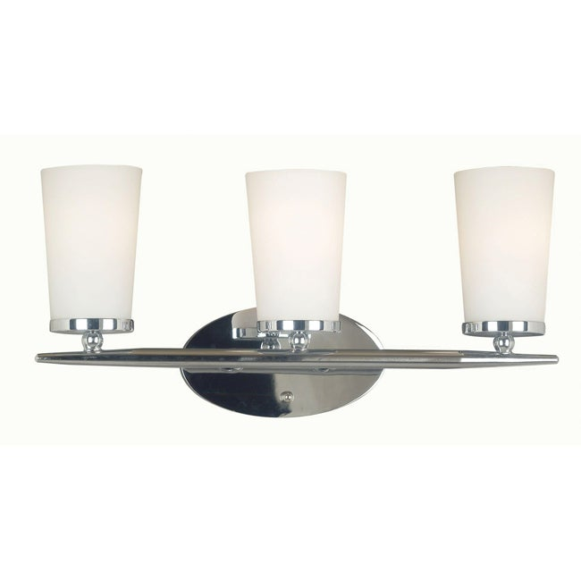 Shaw 3 Light Vanity