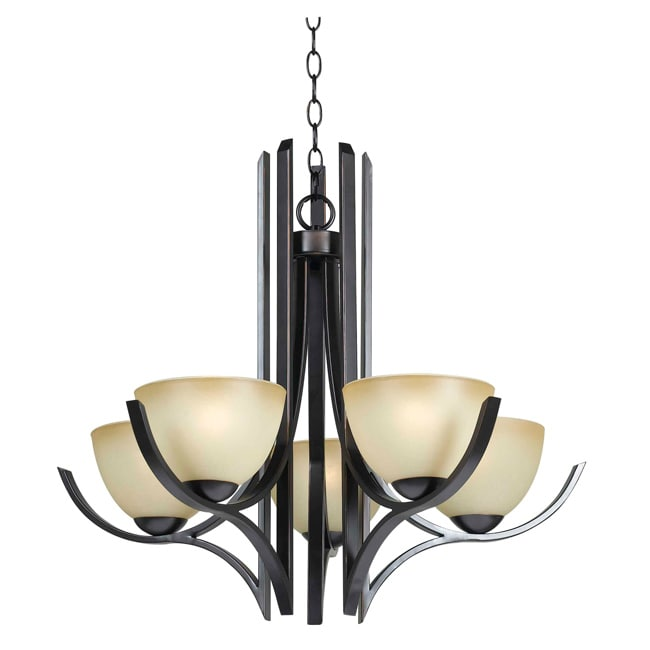 Stitt 5 Light Chandelier