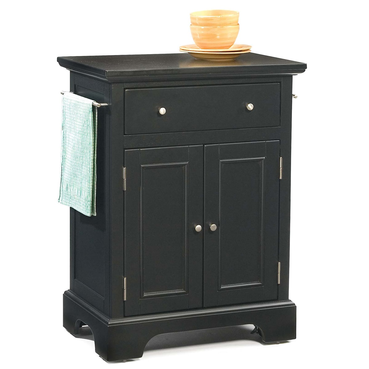 Bedford Kitchen Cart - Free Shipping Today - Overstock.com - 14475354