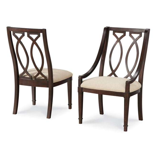 A.R.T. Furniture Intrigue Wood Back Dining Chair