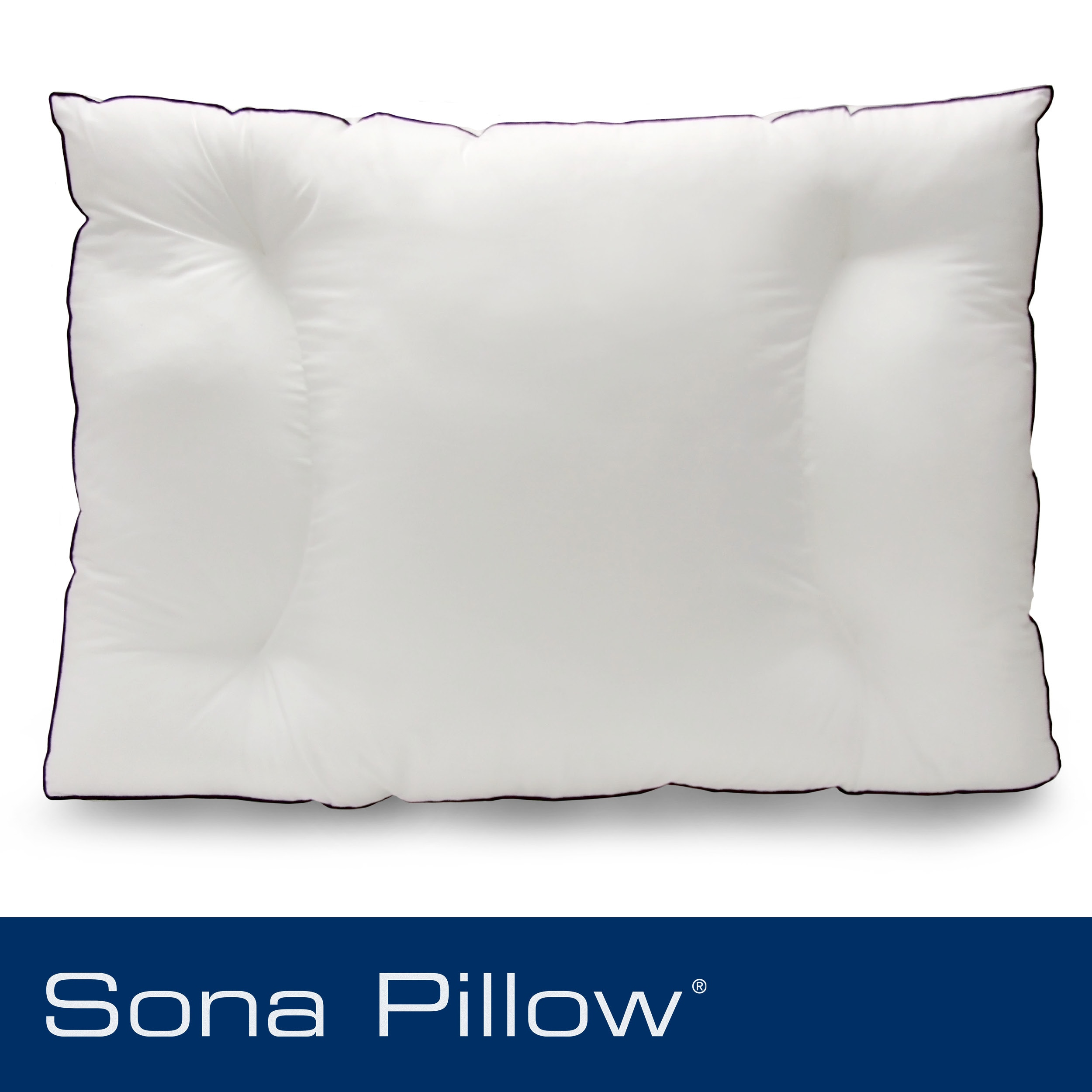Sona Side Sleeper Jumbo-size Gusseted Pillow