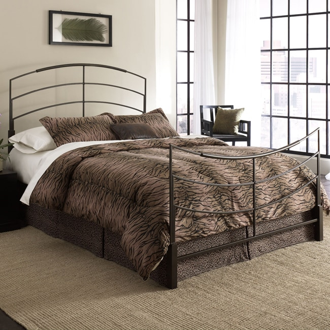 Ventura King-size Bed With Frame - Thumbnail 0