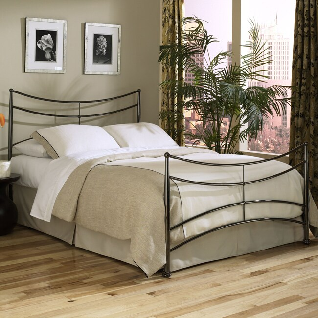 Simplicity Queen-size Bed With Frame