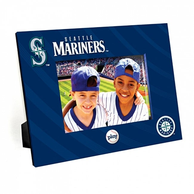 MLB Seattle Mariners 4x6 Picture Frame