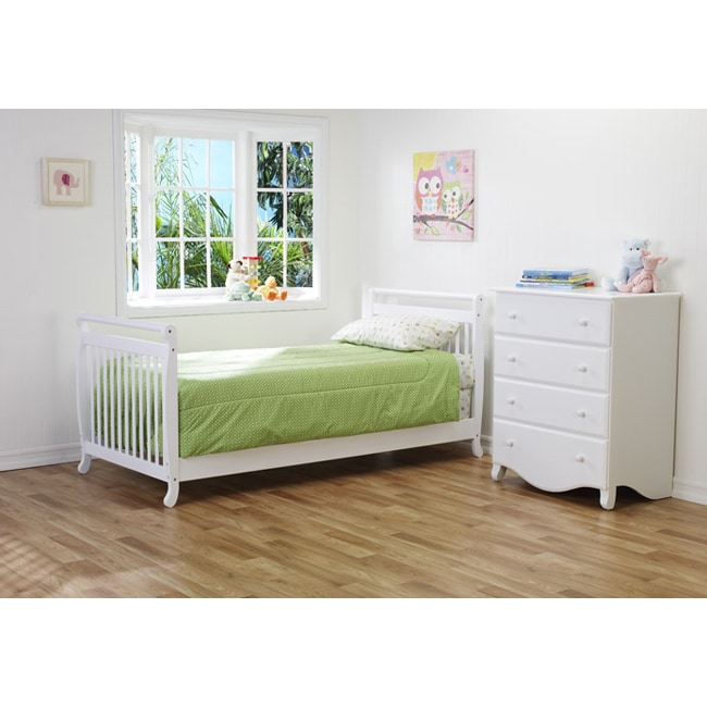 DaVinci Kids Jacob Twin Headboard and Footboard