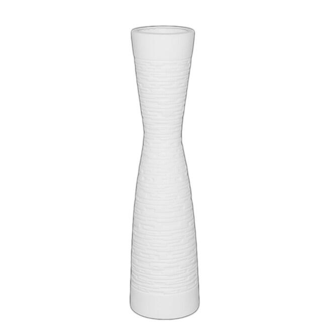 Urban Trend Ceramic White Vase