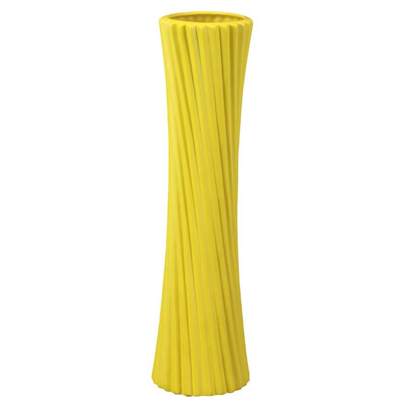 Urban Trend Yellow Ceramic Vase