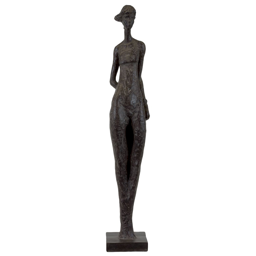Resin Female Statue