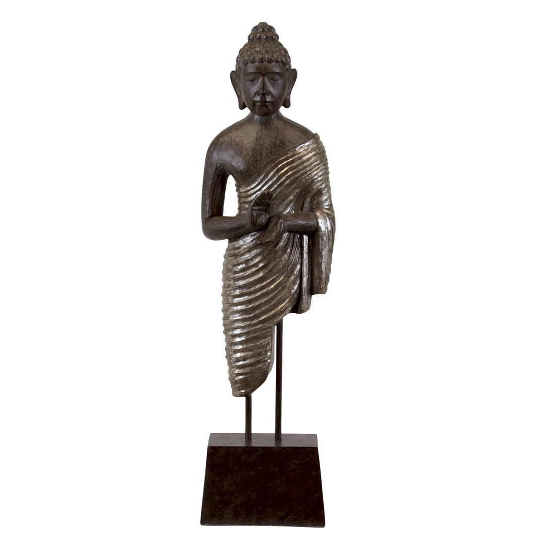 Resin Buddha on The Stand