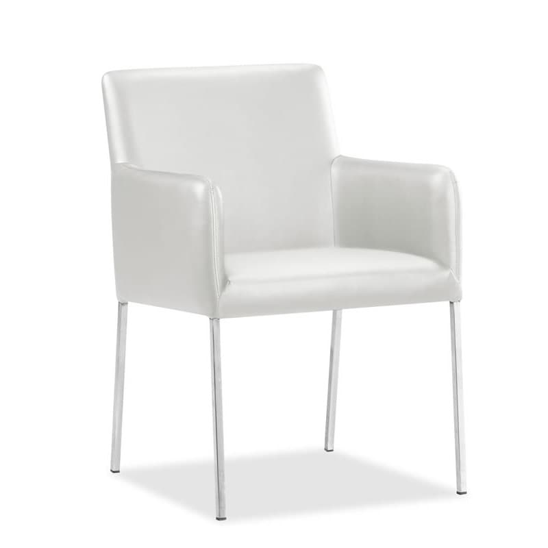 Vertigo White Dining Chair (Set of 2)