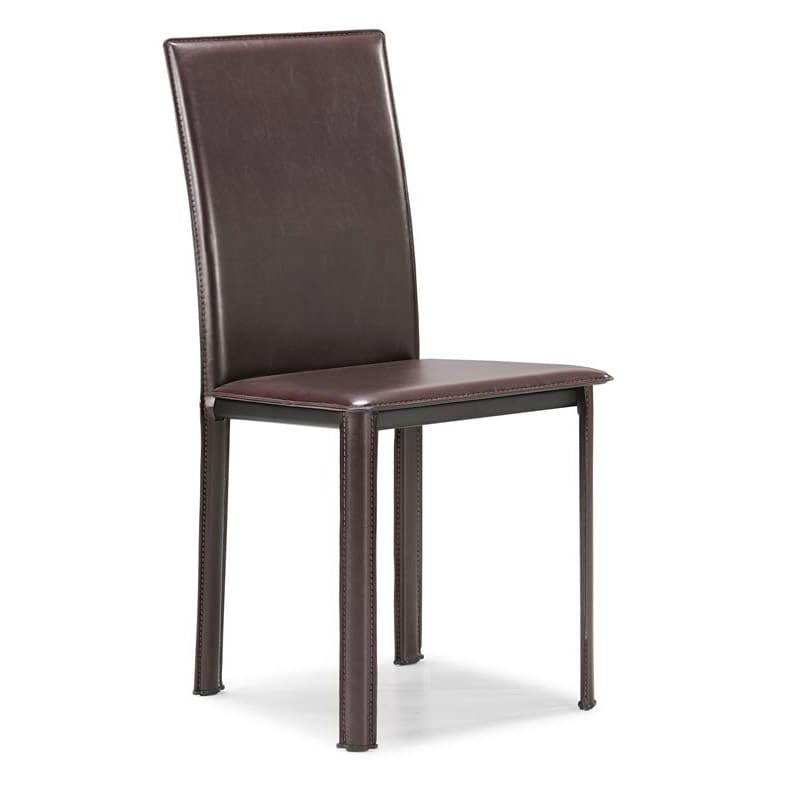 Arcane Espresso Dining Chair (Set of 4)