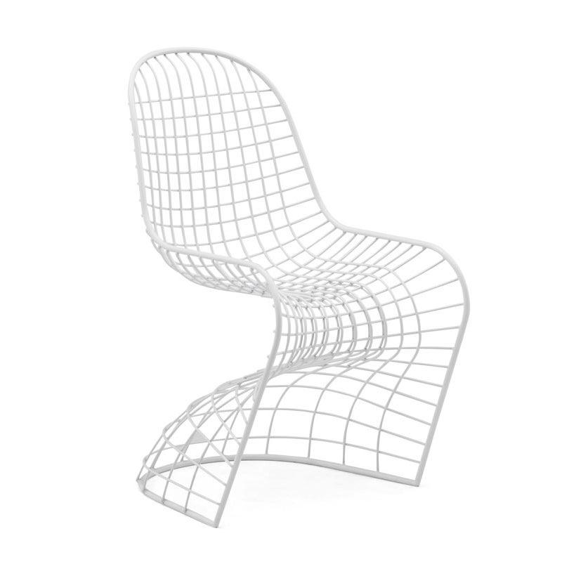 Wickham White Dining Chair (Set of 2)