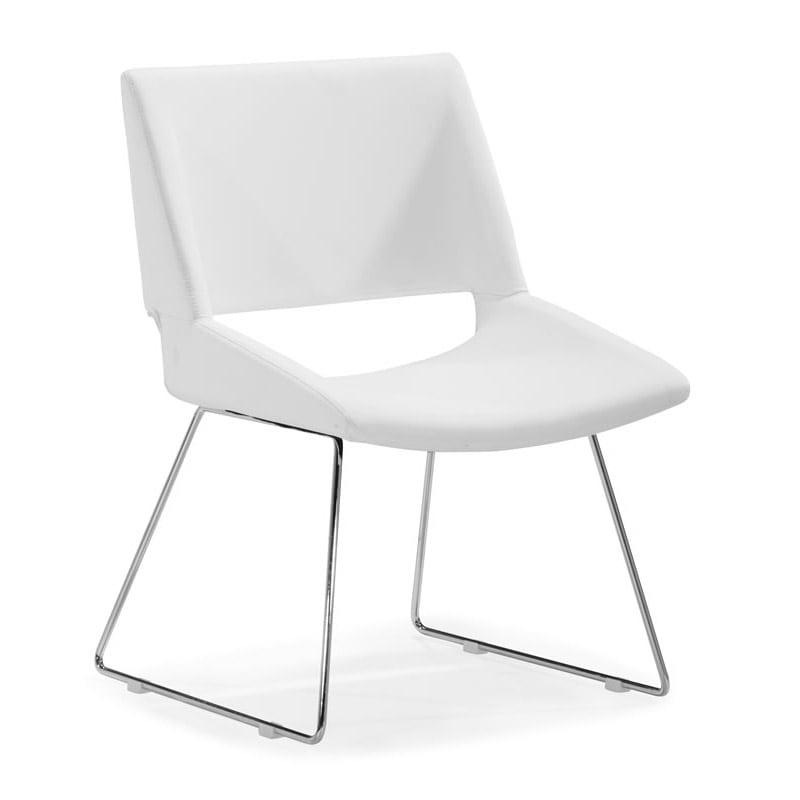 Von White Dining Chair (Set of 4)