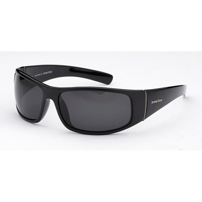 Polar One Men's 'P1-3011 C1' Fashion Sunglasses