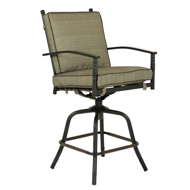 Beige Balcony Chairs (Set of 2)