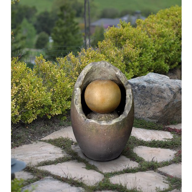 Hodge LED Fountain