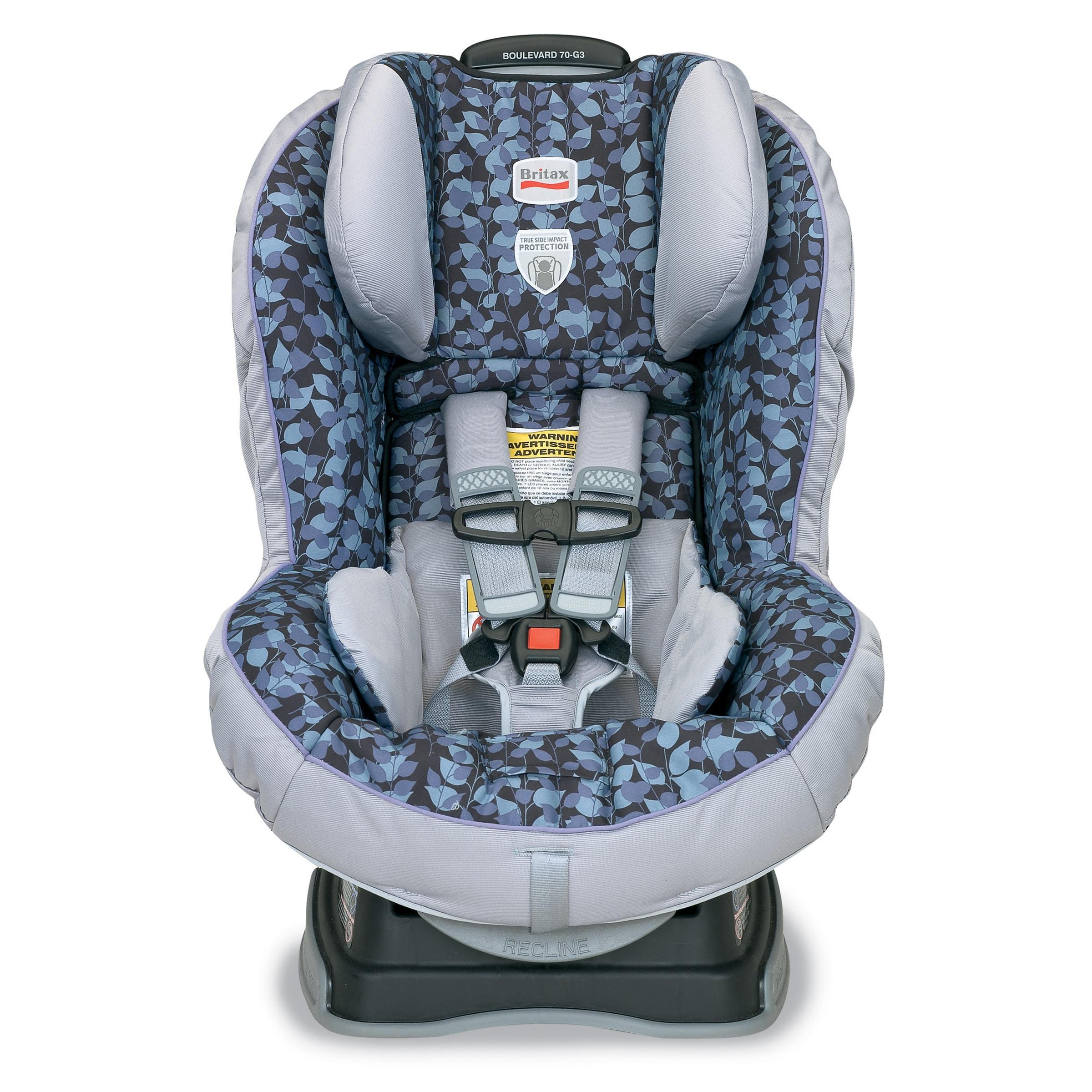 Britax Boulevard 70-G3 Convertible Car Seat in Caitlin
