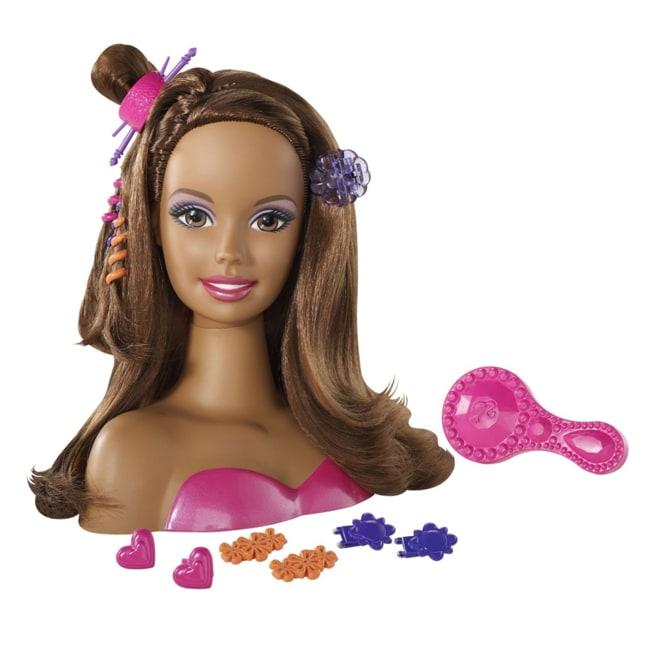 Barbie African-American Styling Head
