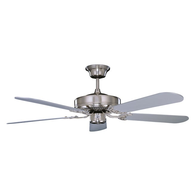 Stainless Steel Decorama Ceiling Fan - Thumbnail 0