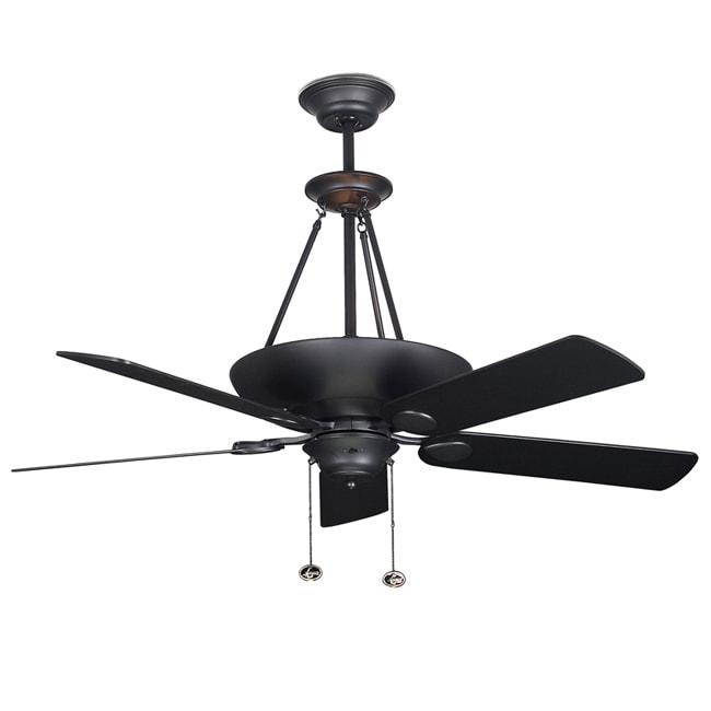 Graphite Portofino Ceiling Fan