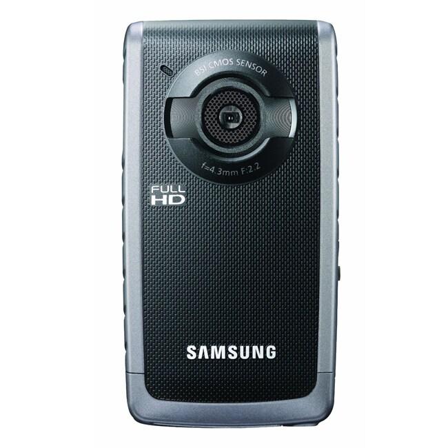Samsung HMX-W200 5MP Waterproof Digital Camcorder (Refurbished)