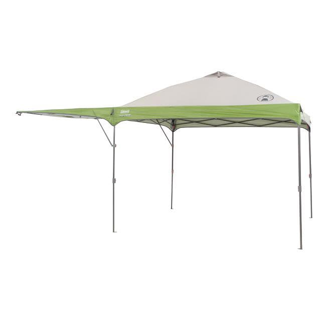 Coleman Instant Swingwall 10x10 Canopy (Instant Canopy), ...