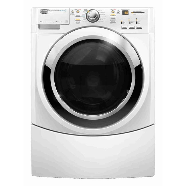 Maytag 'MHWE201YW' Front Load Washer