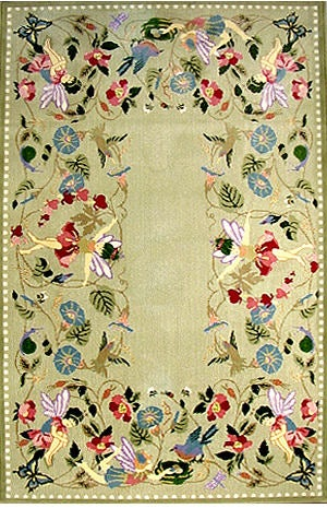 Claire Murray X27 Fairy Frolic Rug