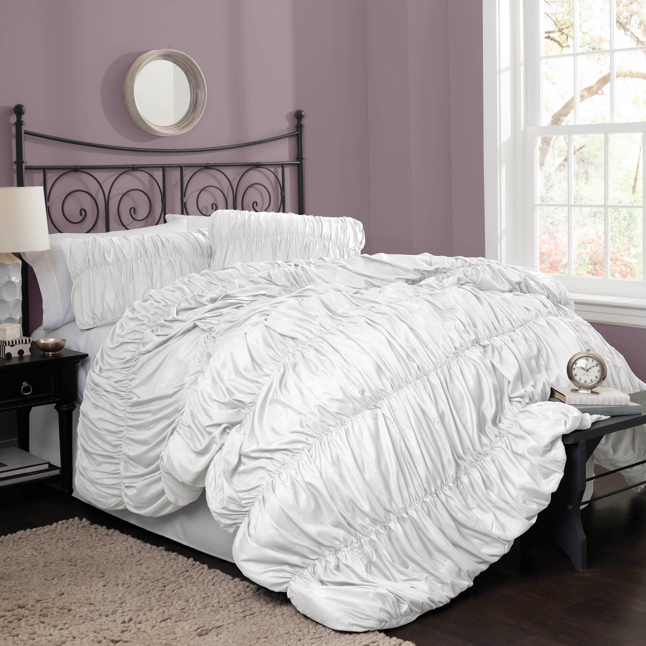free seafoam sea com set shipping product overstock sia orders on glass of bed bath amy comforter bedding
