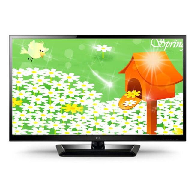 """LG 55LM4600 55"""" 3D 1080p LED-LCD TV - 16:9 - Hdtv 1080p (..."""