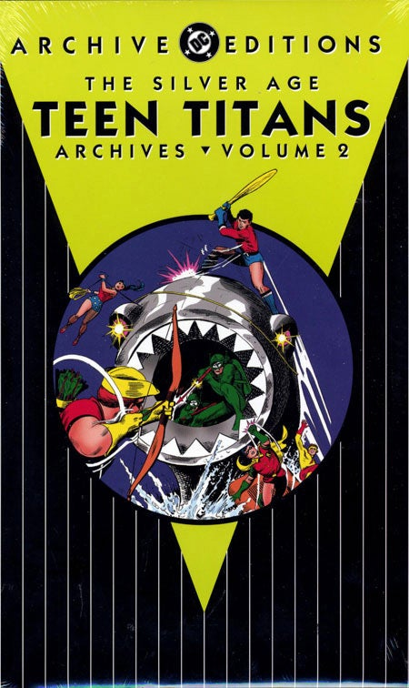 The Silver Age Teen Titans Archives 2 (Hardcover)