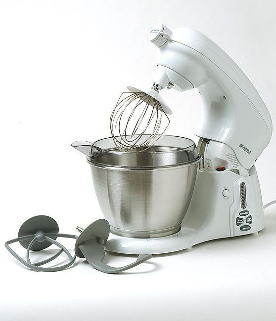 Shop Kenmore Ksm100 16 Speed Stand Mixer Free Shipping