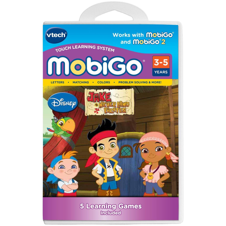 VTech's MobiGo - Jake and the Neverland Pirates